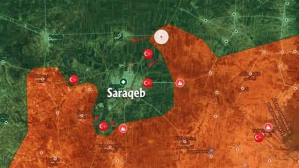 Phiến quân Idlib chạy tán loạn, Thổ bất lực