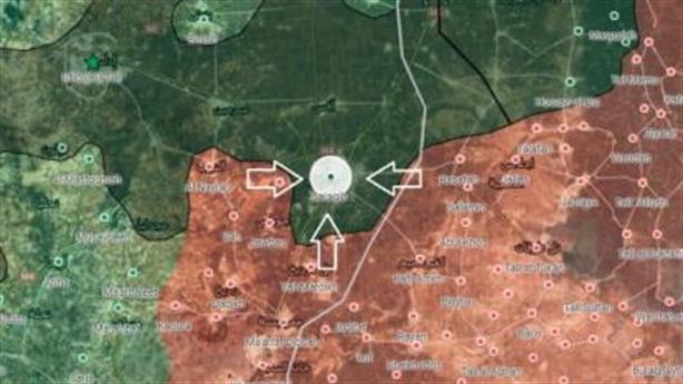 Phiến quân tháo chạy, SAA khóa chặt Saraqib