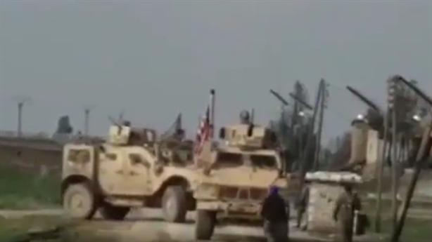Quân Assad chặn đoàn xe Mỹ, ép quay đầu ở Hasakah