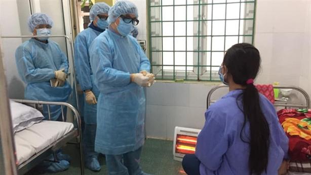 Ca nhiễm nCoV 13 ở Việt Nam: Không có triệu chứng gì