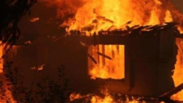 Lộ nguyên nhân 3 cha con trong căn nhà bốc cháy