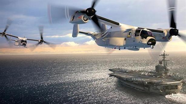 Mỹ bắt đầu thay thế V-22 Osprey
