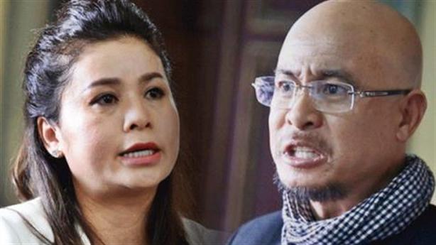 Hoãn thi hành án vụ ly hôn ông chủ Trung Nguyên
