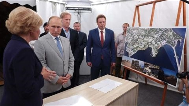 Hiệu ứng tuyên bố của ông Pompeo: Ukraine mất Crimea vĩnh viễn!