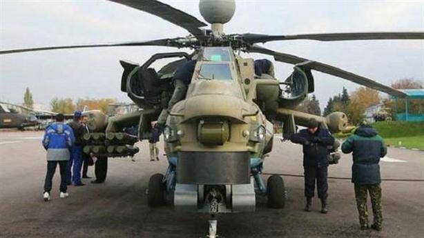 Mi-28NM tung đòn đánh chặn như Su-57