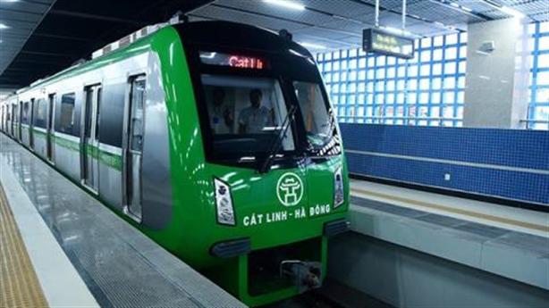 Hoãn trả nợ đường sắt Cát Linh-Hà Đông: Khó!