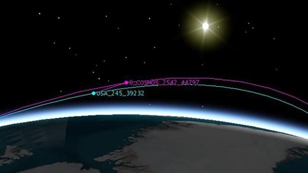 Mỹ cảnh báo xung đột với Nga vì va chạm vệ tinh