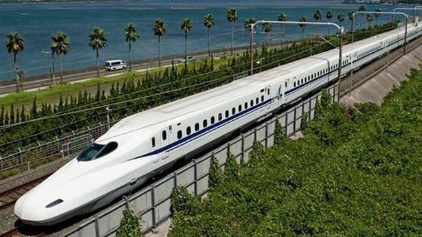Trình Bộ Chính trị dự án đường sắt tốc độ cao Bắc-Nam