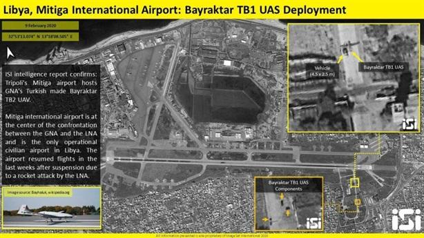 Thổ âm thầm điều UCAV hạng nặng đến Libya
