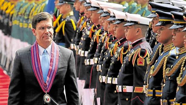 Mỹ thấy 'thật không may...' khi Philippines muốn tự lập