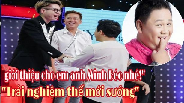 Mang Minh Béo ra làm trò, Trấn Thành lại vạ miệng?