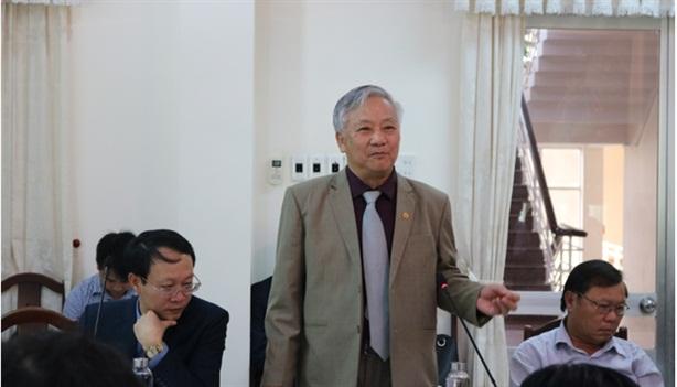 Vinaconex làm đại dự án tâm linh, nghỉ dưỡng ở Phú Yên?