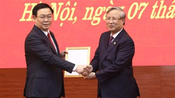 Phân công công tác Thủ tướng và các Phó Thủ tướng