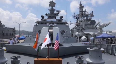 Ấn Độ mời gọi Mỹ-Nhật hợp tác công nghệ quốc phòng