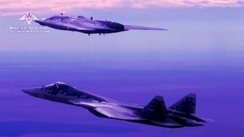Nga nỗ lực đuổi theo Mỹ về UCAV