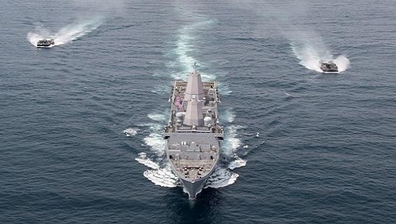 Vì sao Hải quân Mỹ dễ bại trong chiến tranh trên biển?