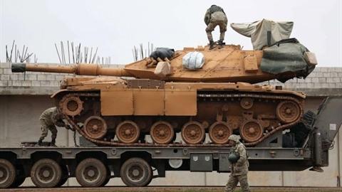 Thổ Nhĩ Kỳ gánh chịu tổn thất nặng nề tại Syria