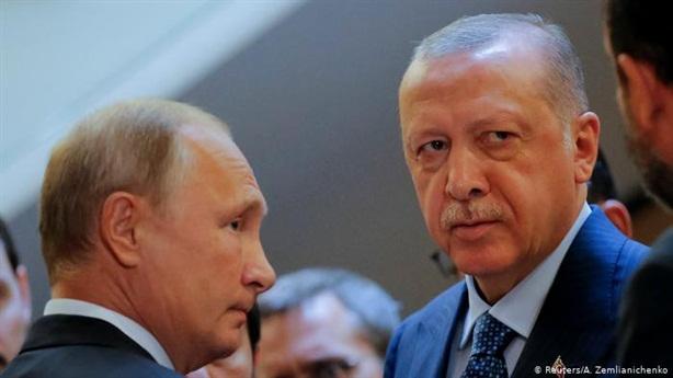 Tổng thống Erdogan định kể tội Putin, Điện Kremlin đáp trả