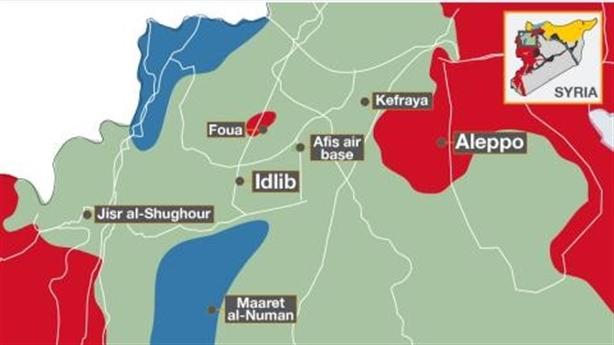 Mỹ-Thổ lo lắng Idlib thất thủ : Đỉnh cao nghệ thuật Putin