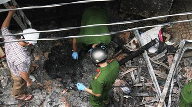 Kế toán chết cháy trong trụ sở ủy ban: Nhiều bất thường?