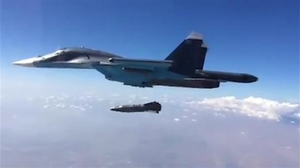 Vũ khí đặc biệt giúp Su-34 diệt phiến quân tại Aleppo