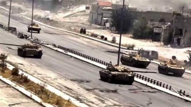Vũ khí Nga-Thổ: Các bên đánh nhau bằng gì ở Idlib?