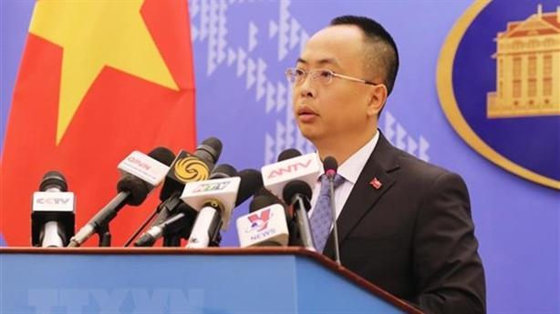 Phản ứng Việt Nam khi Mỹ đưa khỏi danh sách nước ĐPT