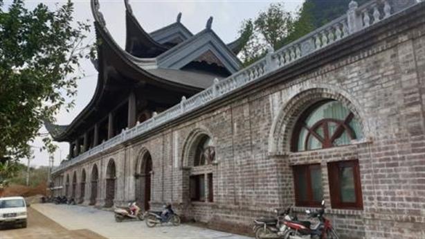 Đền thờ vợ chùa Tam Chúc: Trụ trì Trường Sa lên tiếng