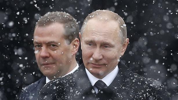 Ông Putin lý giải về sự ra đi của Chính phủ Medvedev