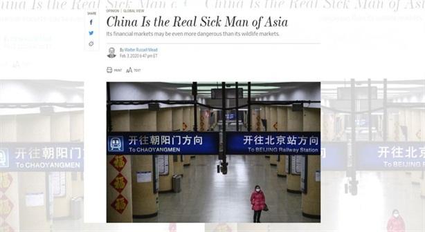 Mỹ siết kênh truyền thông, Trung Quốc liền sửa lưng nhà báo