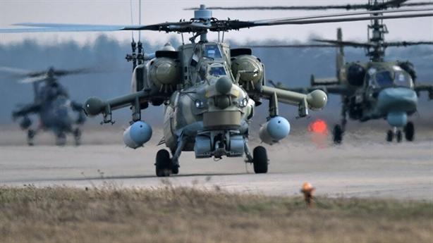 Sự khác biệt khiến Nga điều gấp Ka-52M đến Syria