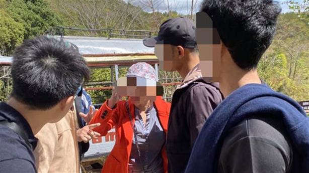 Tin mới vụ nữ du khách Thái Lan bị đánh trầy mũi