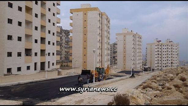 Tái thiết Aleppo nhanh chóng sau giải phóng