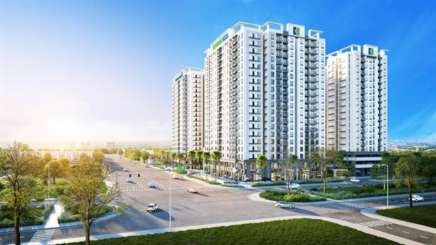 Mua căn hộ Lovera Vista: 'Vay không lãi suất trong 36 tháng'