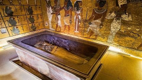 Phát hiện lăng mộ nữ pharaoh bí ẩn của Ai Cập?