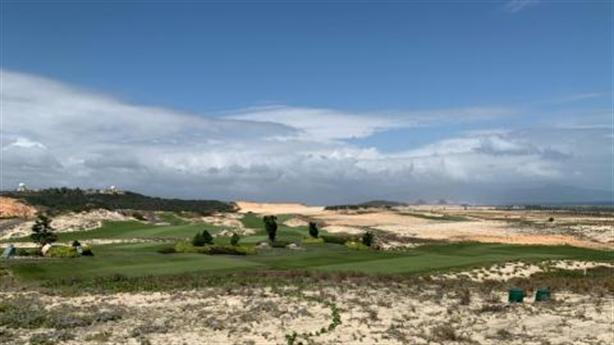 3 dự án 2000 ha về tay Long Thành Golf