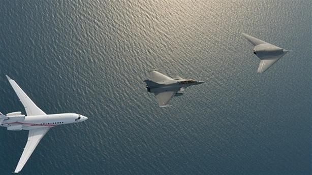 Pháp thử thành công UCAV tối tân hơn X-47B Mỹ