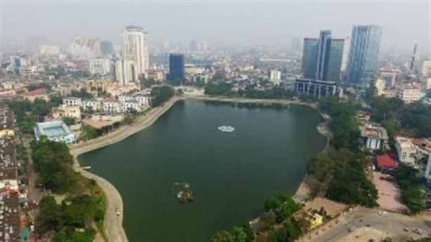 Hà Nội không cho phép lấp hồ Thành Công xây chung cư