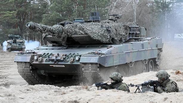 Ba Lan sắp nhận chiến tăng xuyên thủng được Armata