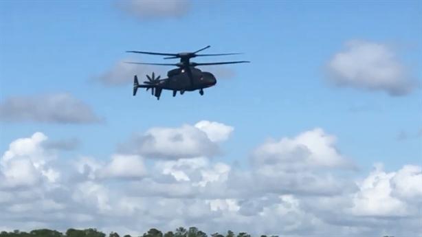 Trực thăng SB-1 Defiant Mỹ cho Ka Nga hít khói