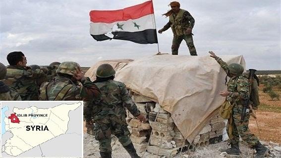 Nga-Syria bóp nghẹt biên giới Thổ, Idlib biến thành nồi hầm mới