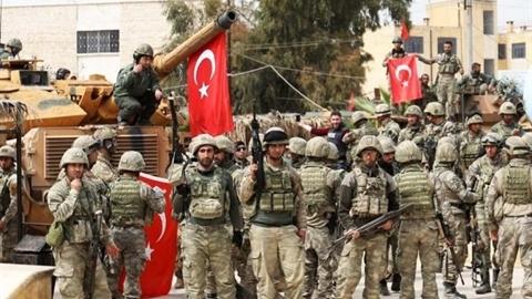 Thổ Nhĩ Kỳ lo sợ người tị nạn tràn qua biên giới