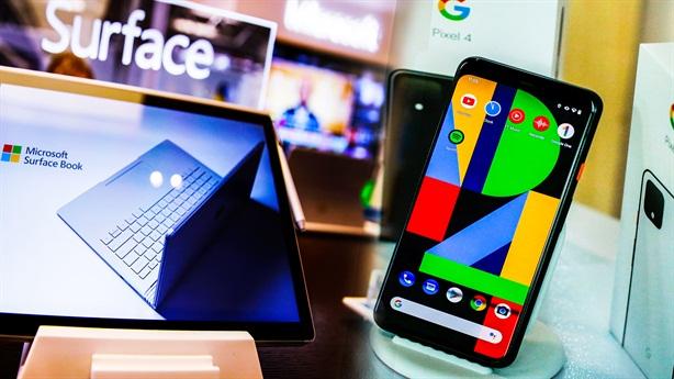 Covid-19 đẩy Google, Microsoft sớm sang Việt Nam