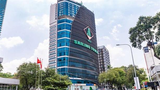 'Cắm' Sailing Tower, muốn huy động 850 tỷ đồng trái phiếu
