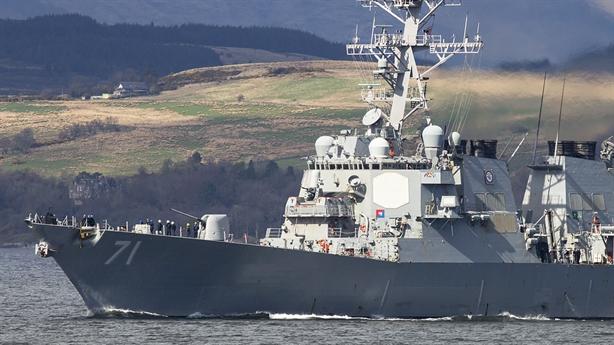 Nga chào đón chiến hạm Aegis Mỹ bằng Bal và Bastion