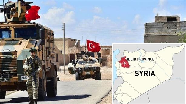 Lò lửa Idlib có làm bùng phát chiến tranh Nga-Thổ?