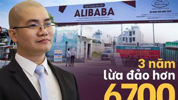 Chưa đủ người tố cáo địa ốc Alibaba: Ai chưa xuất hiện?
