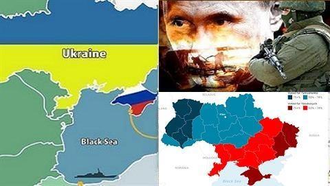 Ukraine phát hoảng vì Hải quân Nga tràn ngập Biển Đen