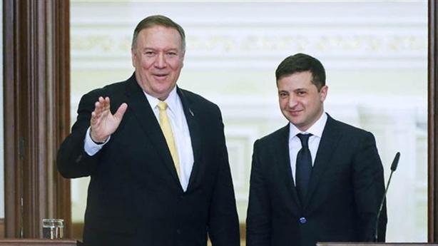 Mỹ đổi lời Crimea của Ukraine, Nga mời Mỹ đến xem