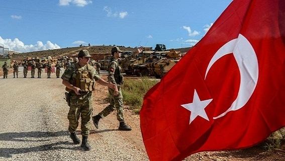 Binh sĩ Thổ Nhĩ Kỳ chết cùng lính đánh thuê quốc tế